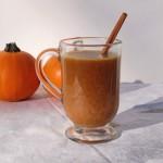 Hot Buttered Pumpkin Rum