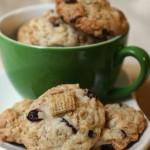 Cinnamon Breakfast Cookies